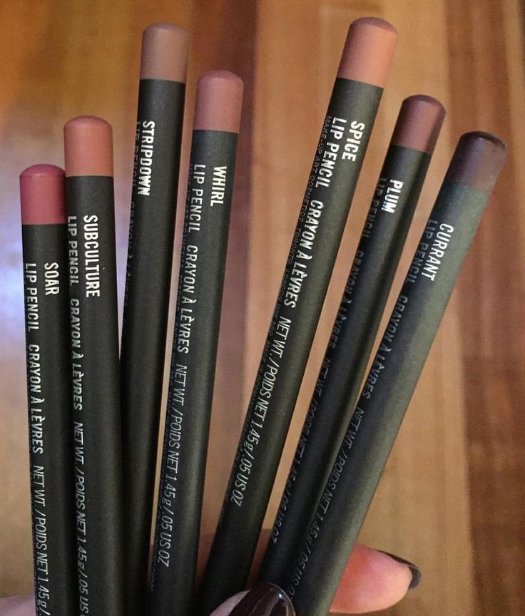 Must Haves #lipliner #mac