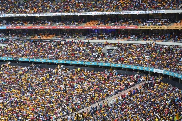Soweto Derby: More than just a soccer match – Blog: http://bit.ly/1E0OZiF #GeePeeShotLeft #VisitGauteng