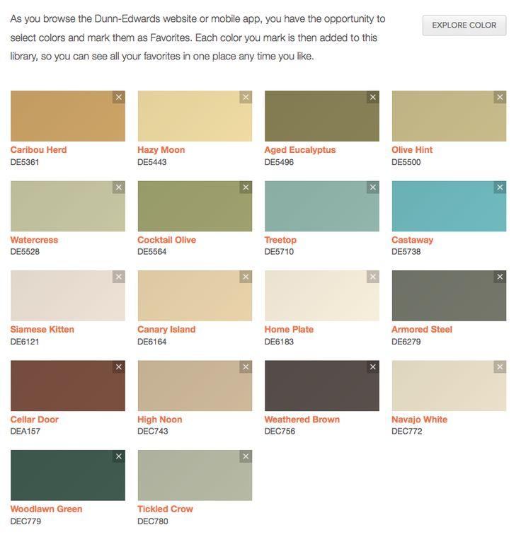62 best Exterior Paint Color Schemes images on Pinterest ...
