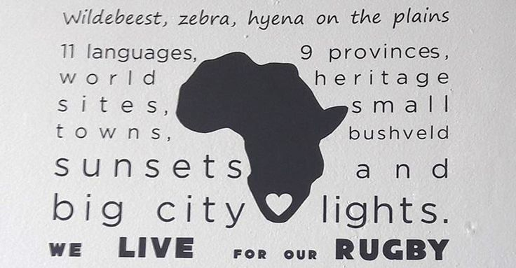 South Africa Summed Up in One Beautiful Poem