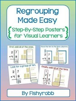 Number Names Worksheets what is regrouping in math : 1000+ images about 2 digit Addition with Regrouping on Pinterest