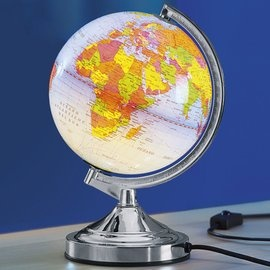 Globus-Lampe