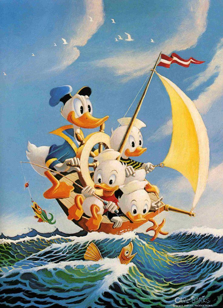 Um blog feito para os apaixonados por quadrinhos Disney!