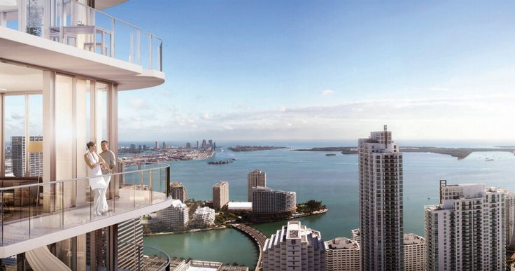 #miamirealestatetrends #CieloOnTheBayCondos  The entire second floor is a dramatic master suite.Cielo on the Bay condos is located at 7935 East Drive just several blocks North of the Kennedy Causeway (79th Street)which links Miami Beach to Miami; in the city of North Bay Village.