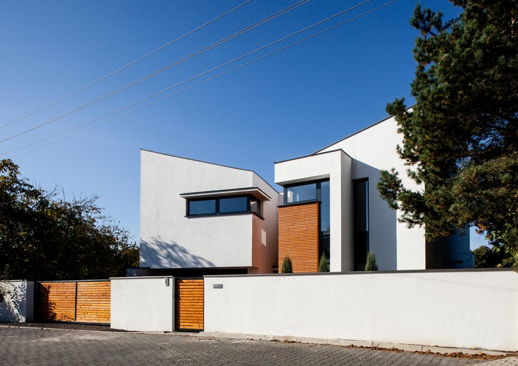 Easst.com / House in Chyby / elevation