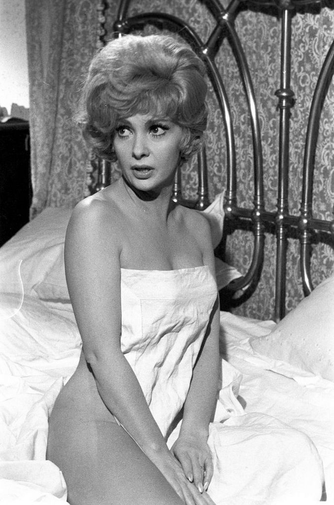 85 Best Gina Lollobrigida - The Sexiest Pictures Images On -3099