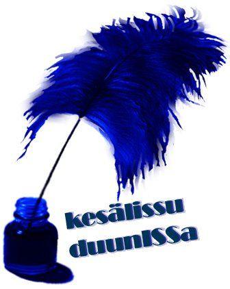 PROJECT: Kesälissu duunISSa blog + logo design (summer 2012)  One of the texts were published in Vastuullinen kesäduuni website (available in Finnish)