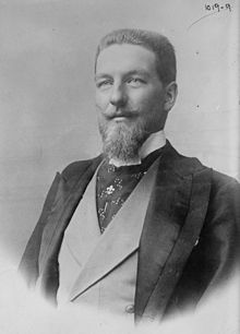 Prince Philippe, Duke of Orleans (1869 - 1926). He married the Archduchess Maria Dorothea of Austria and princess of Bohemia, Hungary, and Tuscany.