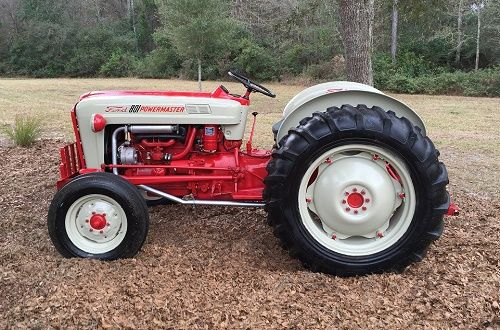 Antique Tractors - Ford 9N Tractors re manufactured by N-Complete Tractor Parts Inc for sale