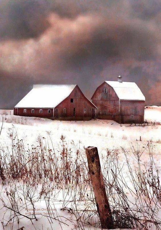 Barn, in the eastern states