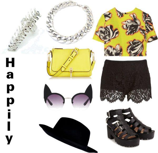 Shay Sarai: Happily