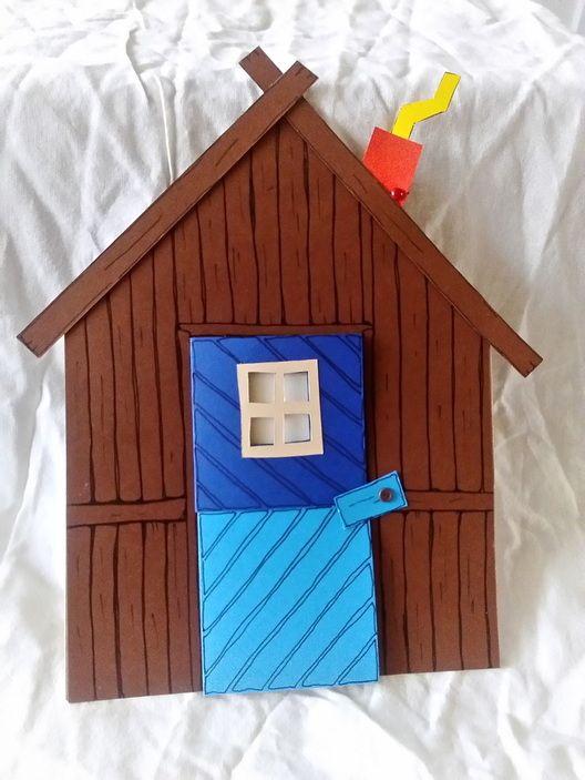 Bamses hus kort