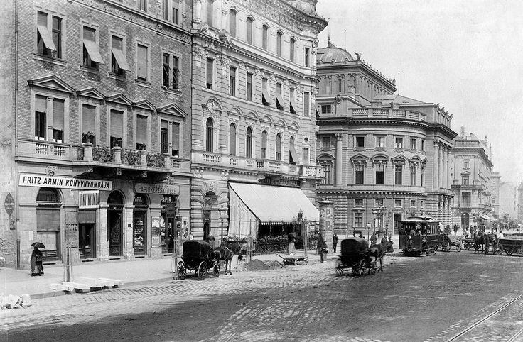 1890, József körút
