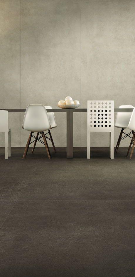 Ceramic large format decorative tiles: Industrial by Floor Gres