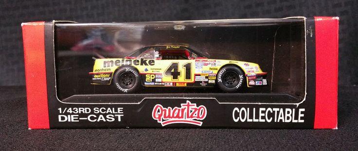 Quartzo Collectable 1:43 Scale Die Cast Meineke #41 Joe Nemechek Chevy Lumina  #RacingChampions #ChevyLumina