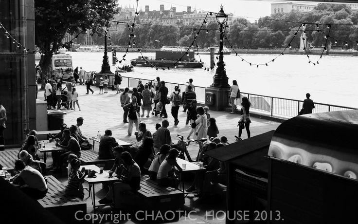 Under the Bridge - London Experiment pt1 - The Unknowns