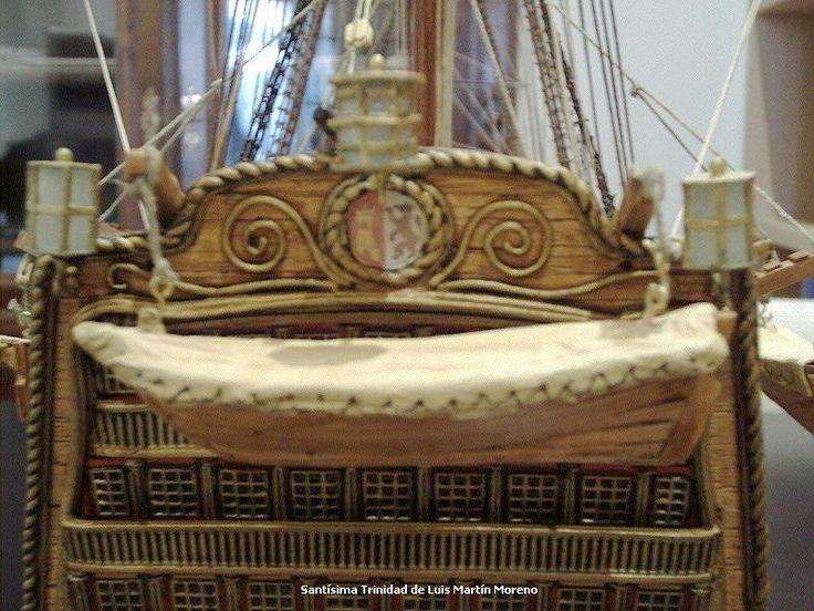 Navio Santísima Trinidad de Luis Martin Moreno  ~END~