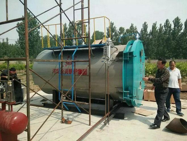 furnace oil fired boiler,heavy oil fired boiler,boiler with front door - YongXing Boiler