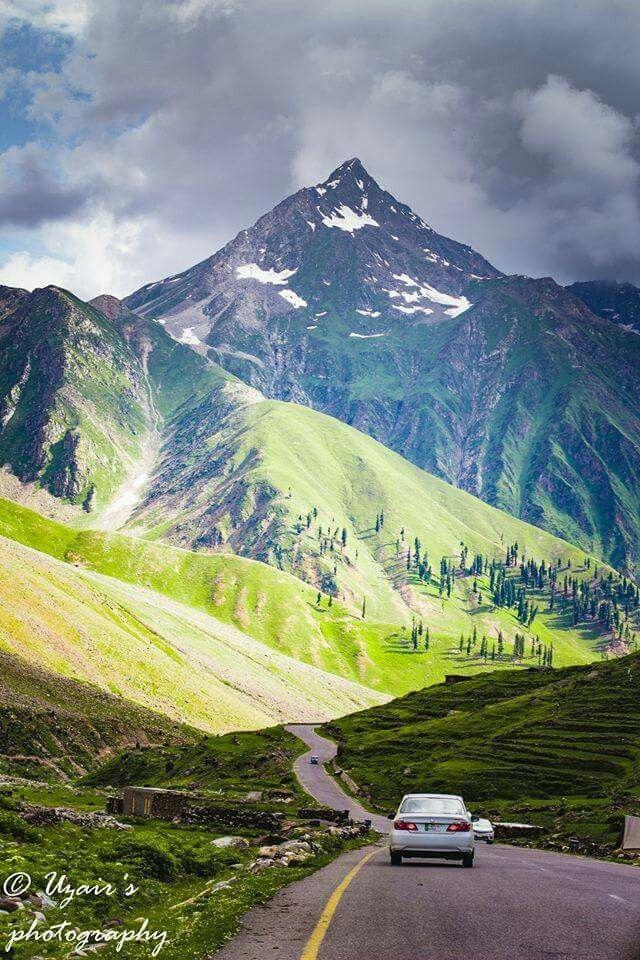 Loks like glaciers national park but it's  Kaghan Valley KPK PAKISTAN