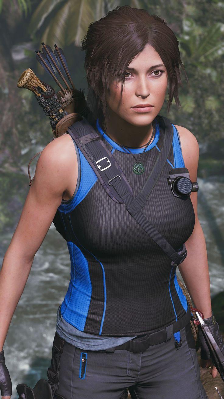Lara Croft SOTTR in 2020   Tomb raider lara croft, Tomb