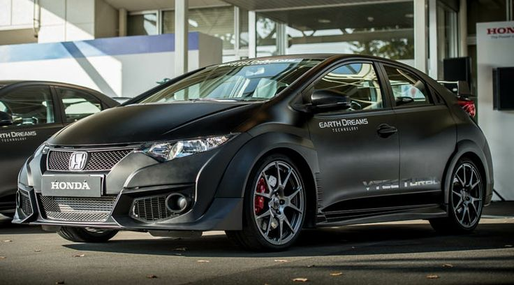 New 2015 Civic Type R!