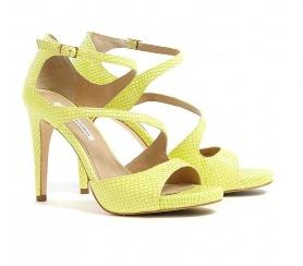Shoesday Top Pick: DVF Neon Heels