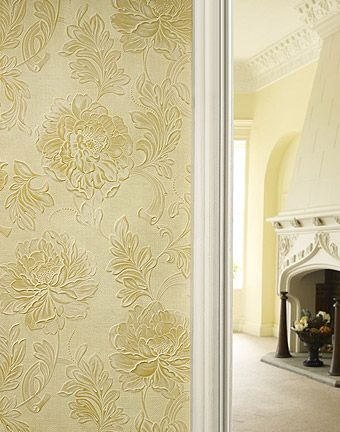 Embossed Paintable Wallpapers - RD1963 Aphrodite