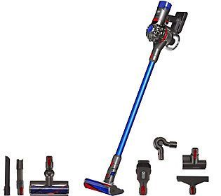 Dyson V8 Absolute Cordless Vacuum with 8 Tools & HEPA Filtration