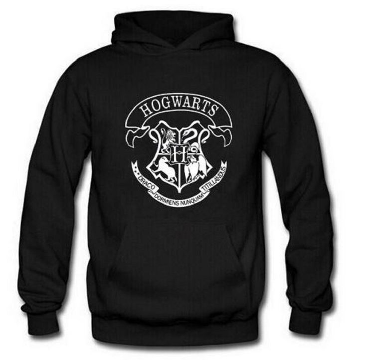 Get your Potter on with this Hoodie! Great for Men or Women!