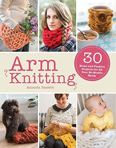 Arm knitting is a neat and unique way to create gorgeous cowls, blankets and more without the use of knitting needles. The technique, graceful and snake-like, almost looks like a dance for your hands!