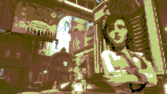 "Latest ""Bioshock: Infinite"" Games Would Look Really Cool As Commodore 64 Title"