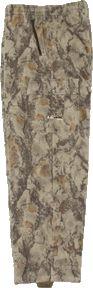 NATURAL GEAR Fleece Pants Natural Camo Xlarge, EA