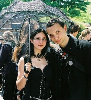 Goth dating Goth Fictional characters