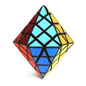 GAMT-Cubo mágico de Rubik octogonal cubo hexagonal diamante de la pirámide del…