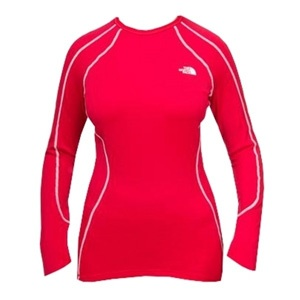 The North Face - Warm L/S Crew Neck Womens | Outdoor Equipment & Clothing