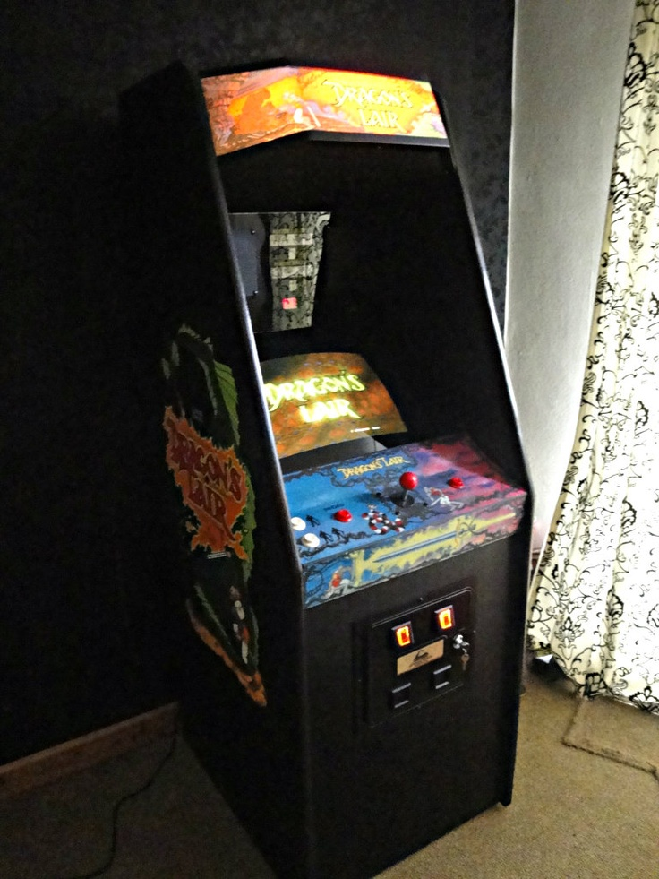 127 best Dragon's Lair images on Pinterest | Dragon's lair, Arcade ...