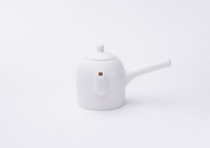 daniel jo: green tea set for o'sulloc - designboom | architecture