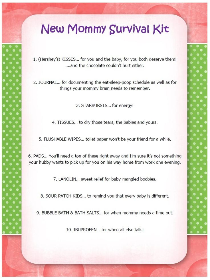 ... , Baby Ideas, Survival Kits Gift, Mommy Survival Kits, Baby Shower