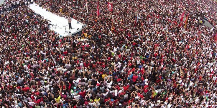 Ini Isi Maklumat Jokowi-JK
