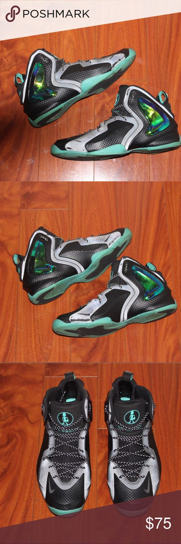 """Nike """"Lil Penny Posite"""" (penny hardaway) Shoes have been worn quite a few times/ very comfortable/ NO BOX Nike Shoes Sneakers"""