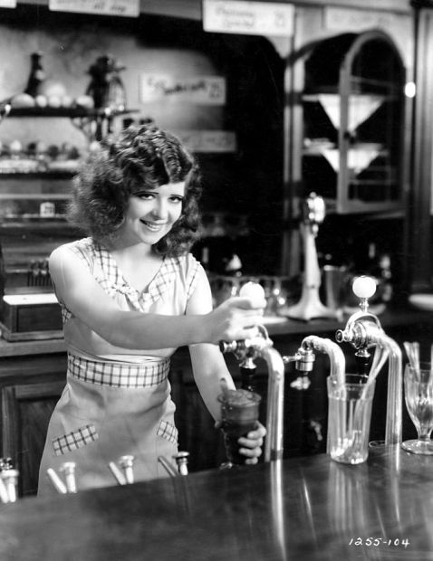 174 best images about old soda fountain and malt shops on for Old fashioned pharmacy soda fountain