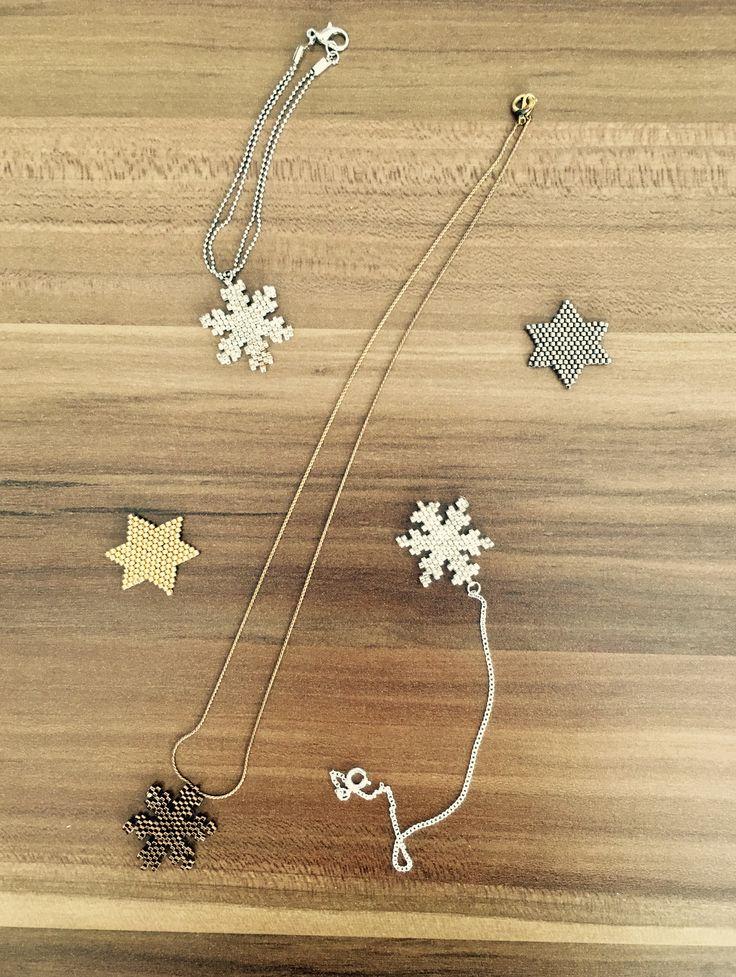 Miyuki snowflake Miyuki star❄️
