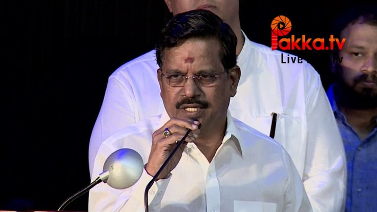 Ivan Thanthiran Movie Audio Launch S  Thanu Speech.Ivan Thanthiran is an upcoming Indian Tamil action-romance film written and directed by R. Kannan. The film features Gautham Karthik and Shraddha Srinath in the lead roles, while S. Thaman composes the film's music. The venture began production in August 2016