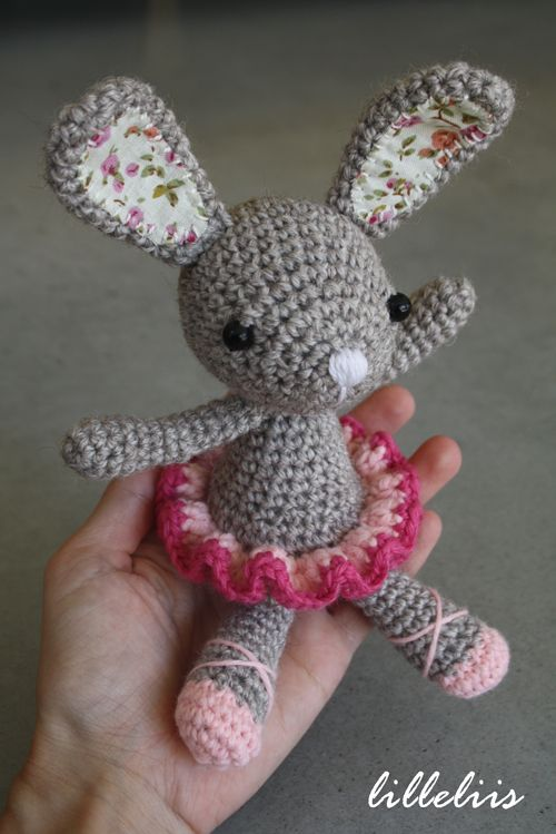 Cute Kawaii Amigurumi Patterns : 1000+ images about amigurumi bunnies on Pinterest