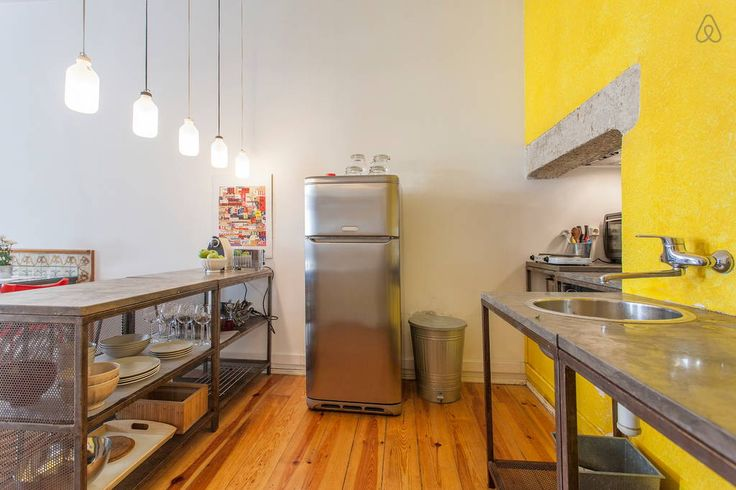 Check out this awesome listing on Airbnb: Stay Like Us in Baixa, Lisbon  - Lofts for Rent in Lisboa