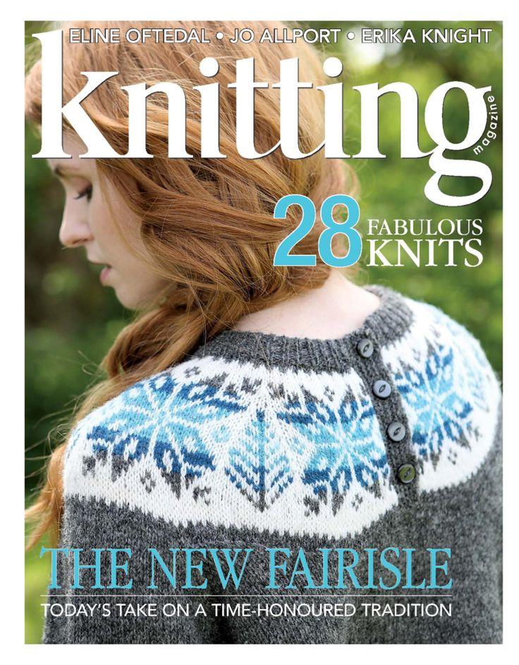 Knitting №158 2016 - 轻描淡写 - 轻描淡写                                                                                                                                                                                 More