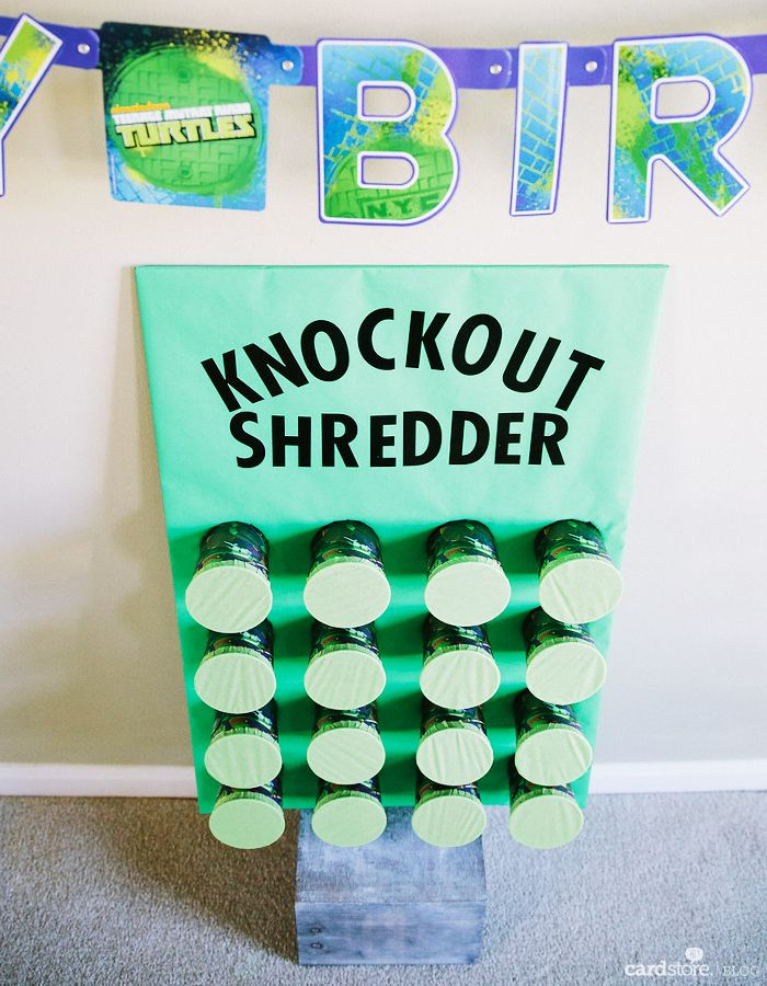 25+ best ideas about Ninja turtle party supplies on ...