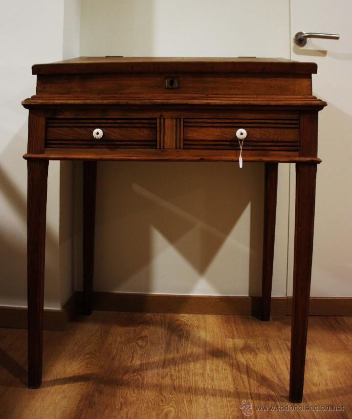 M s de 25 ideas fant sticas sobre escritorios antiguos en - Muebles de caoba antiguos ...