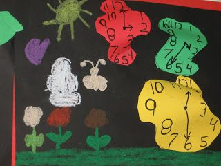 Lines, Dots, and Doodles: Dali Clocks, 1st Grade
