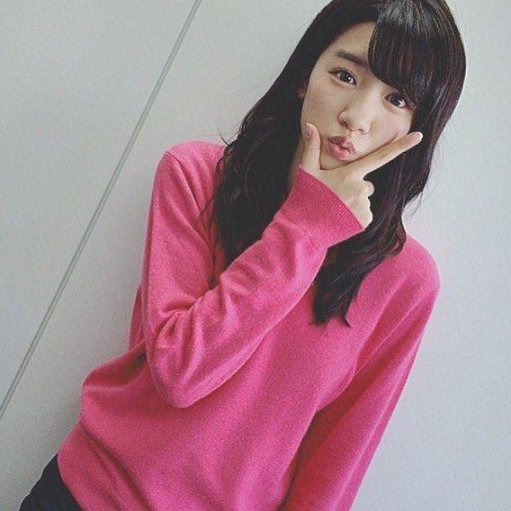 こんにちは! 永野芽郁です(^ ^) 今日からInstagramも始めま〜す! よろしくお願いします♡ Twitterはこちら ↓↓↓↓ @mei_nagano0924